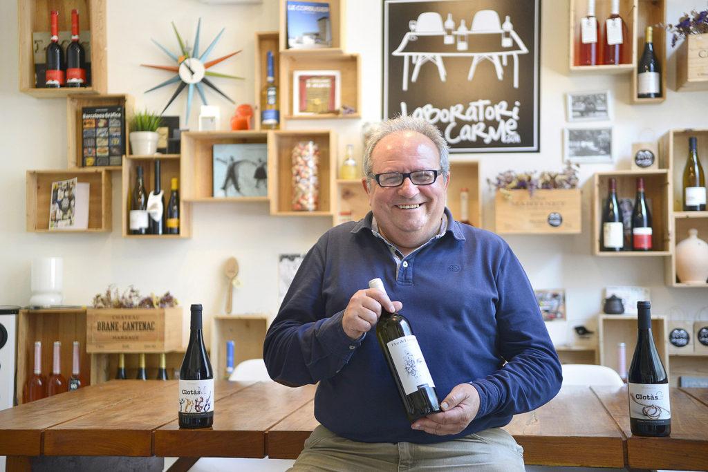 Entrevista a Vicente Flors en 5Barricas, el suplemento del Vino de ElMundo